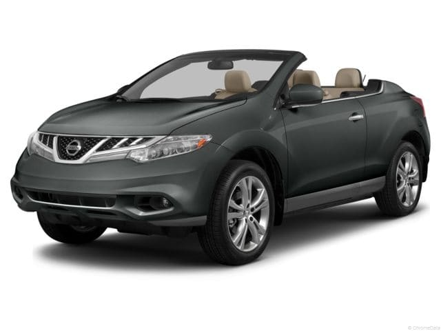 Photo Used 2014 Nissan Murano CrossCabriolet Base SUV for sale in Totowa NJ