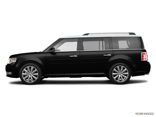 Photo Used 2016 Ford Flex Limited SUV for Sale in Greenville, TX