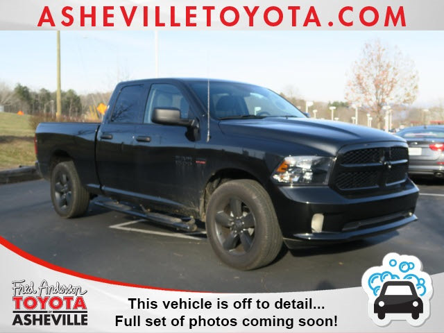 Photo Pre-Owned 2017 Ram 1500 Express Truck Quad Cab For Sale  Raleigh NC