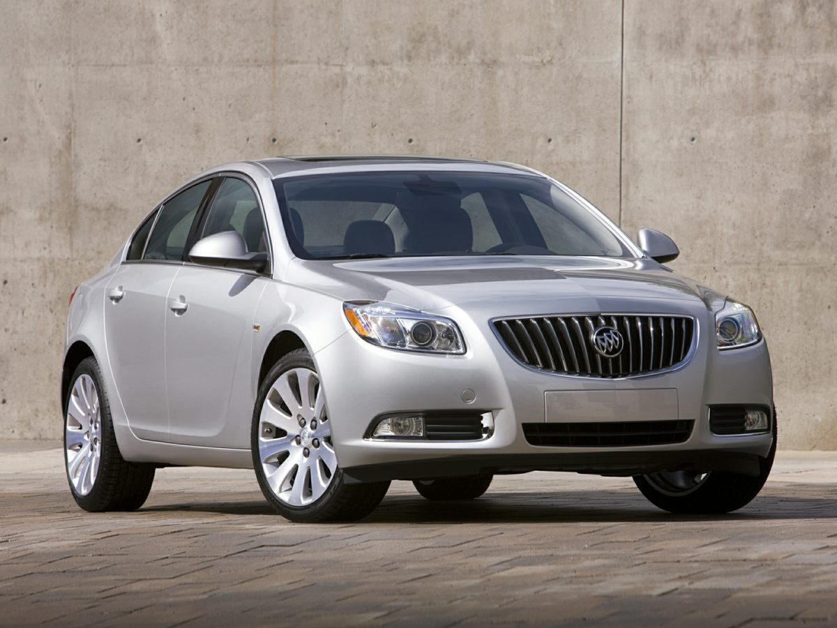 Photo Pre-Owned 2011 Buick Regal CXL Turbo Sedan For Sale  Raleigh NC
