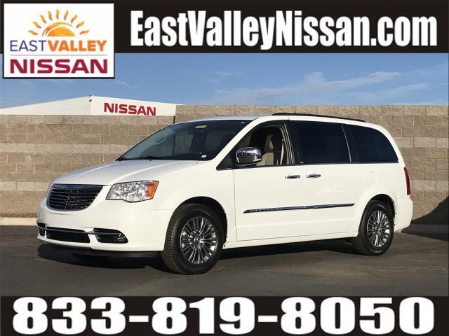 Photo Used 2014 Chrysler Town  Country Touring-L Mini-van, Passenger in Mesa