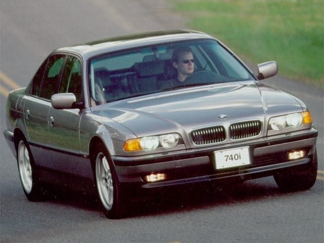 Photo 2000 BMW 7 Series 740iL Sedan