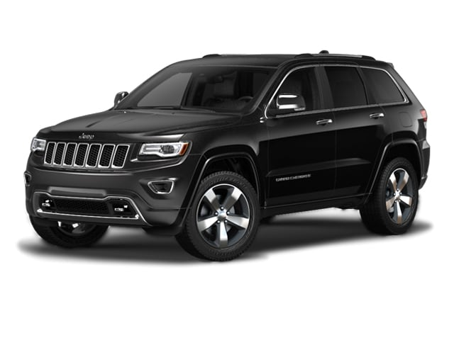 Photo Pre-Owned 2015 Jeep Grand Cherokee Overland in Macomb, MI
