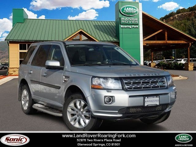 Photo Certified Used 2014 Land Rover LR2 AWD 4dr in Glenwood Springs, CO