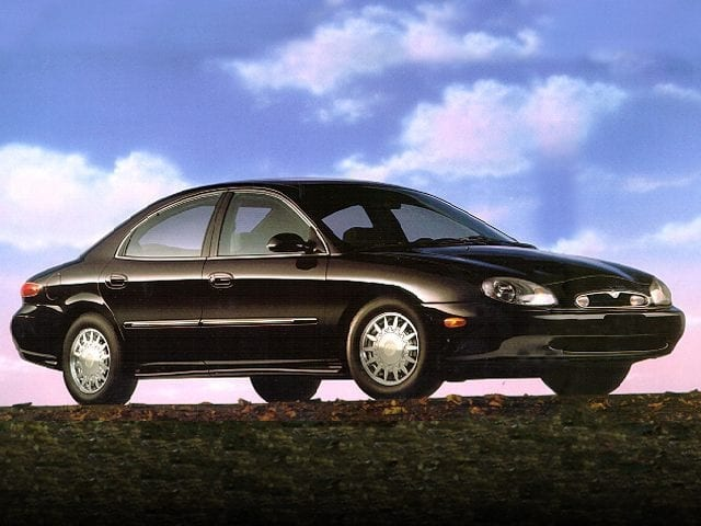 Photo 1999 Mercury Sable LS Sedan in Albuquerque, NM