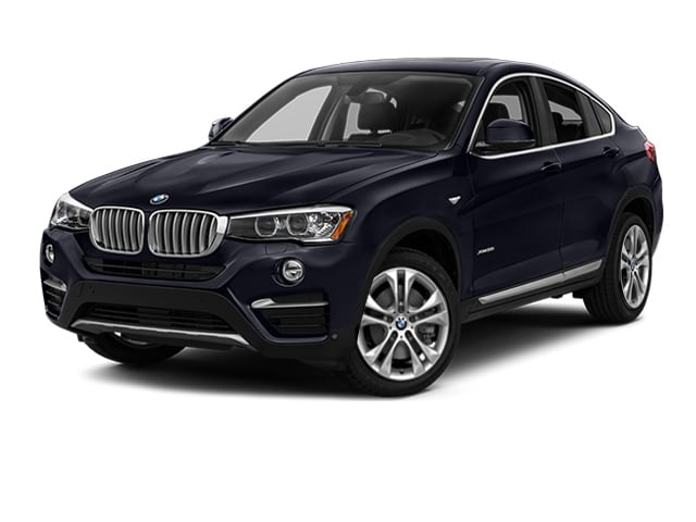 Photo 2017 BMW X4 Sports Activity Coupe All-wheel Drive