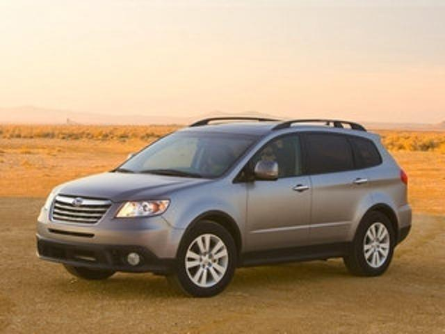Photo 2009 Used Subaru Tribeca 4dr 5-Pass Special Edition For Sale in Moline IL  Serving Quad Cities, Davenport, Rock Island or Bettendorf  S18319A
