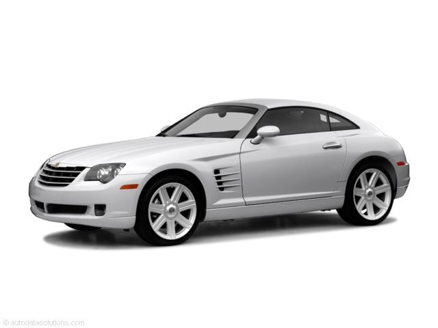 Photo 2005 Chrysler Crossfire Limited Coupe Rear-wheel Drive