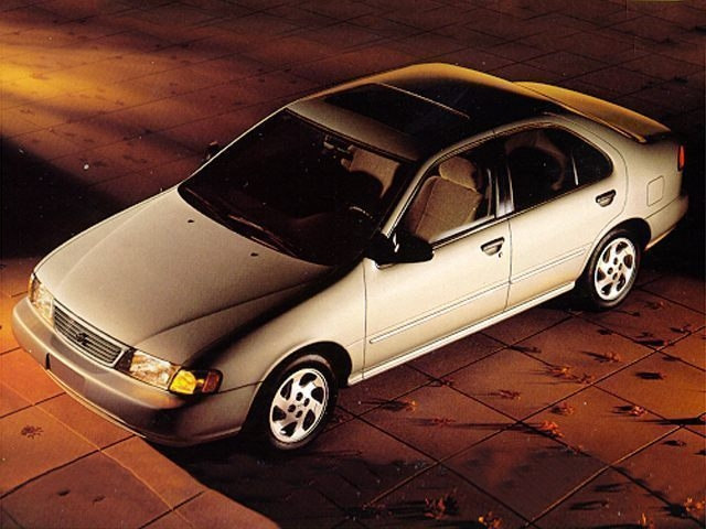 Photo 1995 Nissan Sentra Sedan in New Port Richey, FL