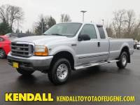2000 Ford F-250 Truck Super Cab 4x4