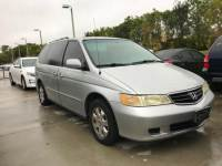 Pre Owned 2003 Honda Odyssey EX-L with DVD Rear Entertainment System