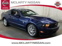 Pre-Owned 2012 FORD MUSTANG V6 PREMIUM Rear Wheel Drive 2 Door Coupe