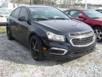Pre-Owned 2015 Chevrolet Cruze LS FWD 4dr Car