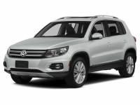 2015 Volkswagen Tiguan SEL SUV Front Wheel Drive