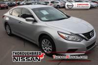 Used 2017 Nissan Altima 2.5 S For Sale in Tucson, Arizona