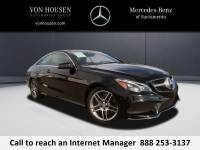 Pre-Owned 2014 Mercedes-Benz E 550 Sport COUPE
