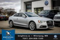 Pre-Owned 2014 Audi A5 Quattro AWD S Line w/ Navigation/Leather/Sunroof AWD 2dr Car