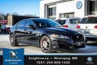Pre-Owned 2012 Jaguar XF XFR w/ Navigation/Backup Cam/Winter + Summer Tires + Rims/510 Horsepower RWD 4dr Car