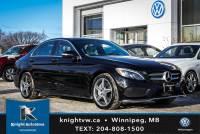 Pre-Owned 2015 Mercedes-Benz C-Class C 300 4MATIC w/ AMG/Nav/Lighting Pkg AWD 4MATIC 4dr Car