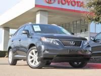 2011 LEXUS RX 350 350 SUV Front-wheel Drive 4-door