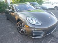 Certified Pre-Owned 2015 Porsche Panamera Turbo Executive AWD