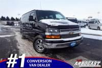 Pre-Owned 2014 Chevrolet Conversion Van Explorer Limited SE AWD
