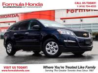 Pre-Owned 2017 Chevrolet Traverse $100 PETROCAN CARD NEW YEAR'S SPECIAL! AWD