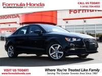 Pre-Owned 2016 Audi A3 $100 PETROCAN CARD NEW YEAR'S SPECIAL! AWD