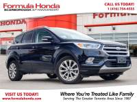 Pre-Owned 2017 Ford Escape $100 PETROCAN CARD NEW YEAR'S SPECIAL! 4x4 Sport Utility