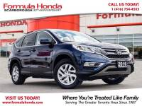 Certified Pre-Owned 2016 Honda CR-V $100 PETROCAN CARD NEW YEAR'S SPECIAL! AWD