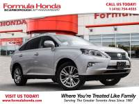 Pre-Owned 2014 Lexus RX 350 $100 PETROCAN CARD NEW YEAR'S SPECIAL! AWD