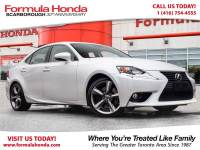 Pre-Owned 2014 Lexus IS 350 $100 PETROCAN CARD NEW YEAR'S SPECIAL! AWD