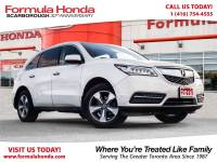 Pre-Owned 2016 Acura MDX $100 PETROCAN CARD NEW YEAR'S SPECIAL! AWD