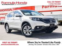 Certified Pre-Owned 2014 Honda CR-V $100 PETROCAN CARD NEW YEAR'S SPECIAL! AWD