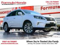 Pre-Owned 2015 Lexus RX 350 $100 PETROCAN CARD NEW YEAR'S SPECIAL! AWD