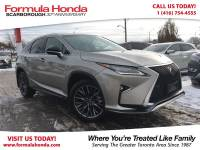 Pre-Owned 2017 Lexus RX 350 $100 PETROCAN CARD NEW YEAR'S SPECIAL! AWD