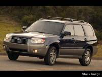 2007 Subaru Forester 2.5 X w/Premium Package in Norwood