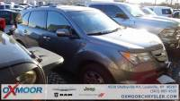 Pre-Owned 2008 Acura MDX 3.7L AWD