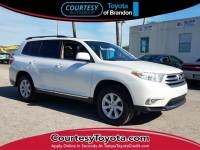 Pre-Owned 2012 Toyota Highlander Base SUV near Tampa FL