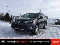 Toyota Certified 2015 Toyota RAV4 Limited TEXT 403.894.7645