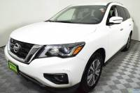 Certified Pre-Owned 2017 Nissan Pathfinder 4x4 SV Four Wheel Drive SUV