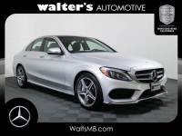 Pre-Owned 2016 Mercedes-Benz C 300 Sport 4MATIC®
