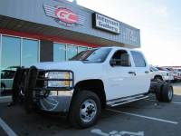 2011 Chevrolet 3500HD Crew Cab 4x4 Diesel Cab & Chassis DRW Work Truck