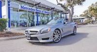 Certified Pre-Owned 2016 Mercedes-Benz SL-Class SL 63 AMG® Rear Wheel Drive ROADSTER