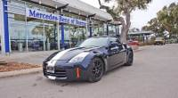 Pre-Owned 2008 Nissan 350Z Touring Rear Wheel Drive Coupe