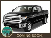 Certified Pre-Owned 2016 Toyota Tundra CrewMax 5.7L FFV V8 6-Spd AT SR5 Crew Cab Pickup