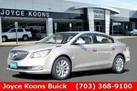 Used 2015 Buick LaCrosse Leather Sedan for sale in Manassas VA