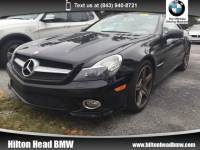 2009 Mercedes-Benz SL-Class V8 * Navigation * 19 inch AMG Wheels * Heated & Co Convertible Rear-wheel Drive