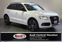 Certified Used 2017 Audi SQ5 3.0T SUV in Houston, TX