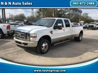 2009 Ford F-350 SD King Ranch Crew Cab 4WD DRW
